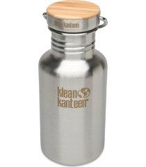 klean kanteen reflect 532ml brushed stainless accessories water bottles silver klean kanteen
