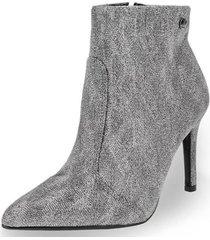 bota ankle boot vizzano feminina