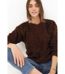 sweater chocolate romano ruby