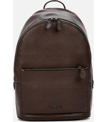 coach men's metropolitan soft backpack - oak