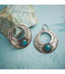 true spirit turquoise earrings
