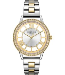 kenneth cole new york women's transparency watch 35 mm
