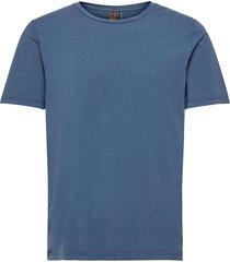 kyran t-shirt s-s t-shirts short-sleeved blå oscar jacobson