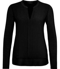 blouse fogat zwart