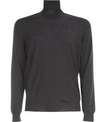 drumohr wool modern sweater l/s turtle neck
