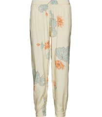 lotus pants casual broek crème rabens sal r