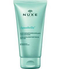 gel esfoliante facial nuxe paris - aquabella 150ml