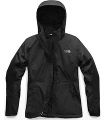 chaqueta resolve insulated negro the north face
