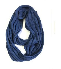 bufanda azul imegen optica
