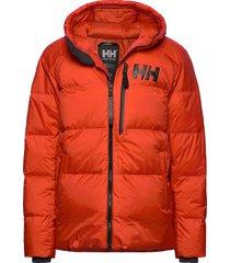active winter parka jasje oranje helly hansen