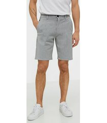 tailored originals shorts - frederic shorts light grey melange