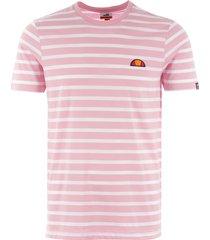 ellesse heritage sailio t-shirt - pink sha06341