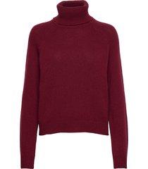 kathleen sweater turtleneck coltrui rood filippa k