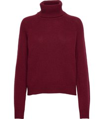 kathleen sweater turtleneck coltrui rood filippa k