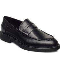 alex m loafers låga skor svart vagabond
