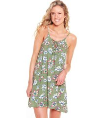 lady vestido mujer verde maui and sons