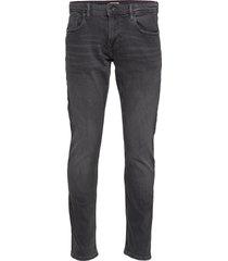 pants denim slimmade jeans grå esprit casual