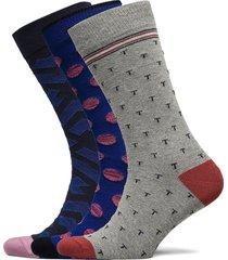 sockth underwear socks regular socks blå ted baker