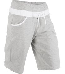 shorts in felpa livello 1 (grigio) - bpc bonprix collection
