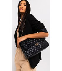akira barbie tings oversized quilted purse