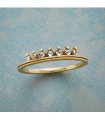 jennifer dawes women's diamond tiara ring by sundance 9