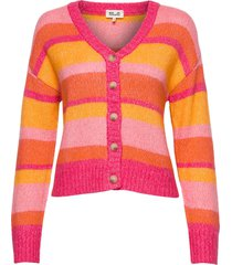 cadi stickad tröja cardigan rosa baum und pferdgarten