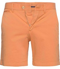 lt twill chino shorts shorts chinos shorts orange morris