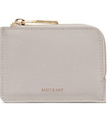 matt & nat sevasm small wallet, pearl