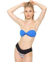 bikini azul lecol luciana