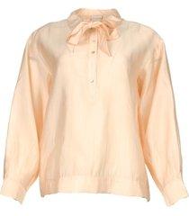 blouse elektra  nude