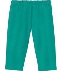 3/4-legging, oceaanblauw 134/140