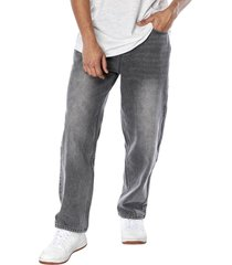 jeans relaxed gris corona
