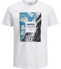 t-shirt jortropic tee ss crew neck