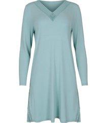pyjama's / nachthemden lisca geniet van cheek nachthemd