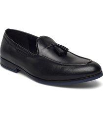 citistrideslip loafers låga skor svart clarks