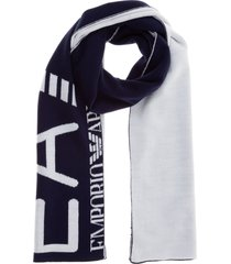 emporio armani ea7 c2 ultimate scarf