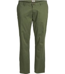 plus size chino stretch