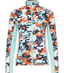 stjerne fleece sweat-shirts & hoodies fleeces & midlayers grön kari traa