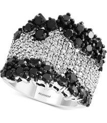 effy diamond statement ring (2-1/2 ct. t.w.) in 14k white gold