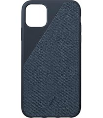 clic canvas iphone 11 pro max case - indigo