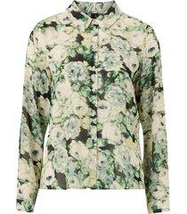 blus vmcleo l/s shirt