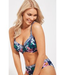 port maria underwire full cup bikini top