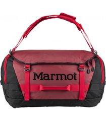 bolso long hauler duffel l rojo marmot