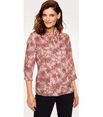 blouse mona roze::mauve