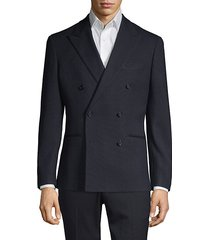 extra slim-fit double breasted sport coat