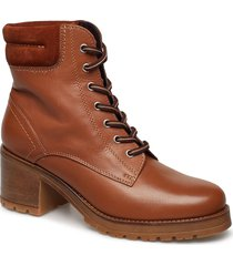 eterassi shoes boots ankle boots ankle boots with heel brun aldo