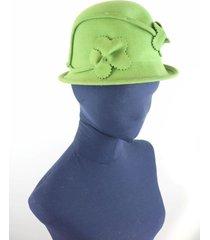 sombrero verde almacén de parís