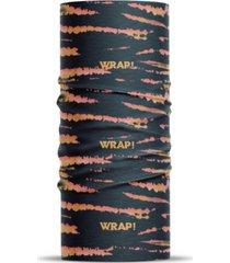 bandana  bleach reciclada multicolor wild wrap