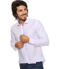 camisa blanca crow karta classics