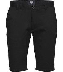 ponte shorts shorts chinos shorts svart denim project
